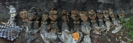 Temuan Belasan Patung Gegerkan Masyarakat Desa Bulian