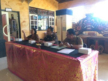 Pembinaan,Monitoring & Evaluasi Program Pemberdayaan Masyarakat Desa