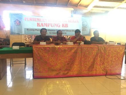 Pertemuan Kelompok Kerja Kampung KB
