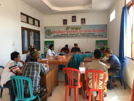 Techinal Meeting Lomba Bulan Bahasa Bali 2020