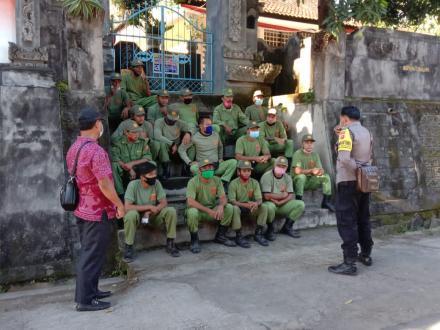 Desa Bulian Mewakili Lomba Siskamling