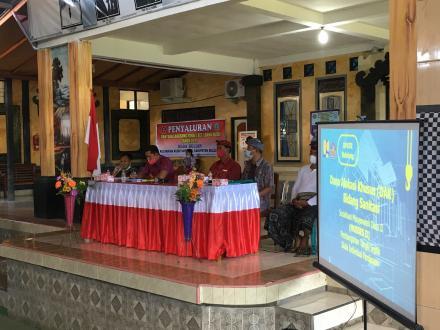 Sosialisasi Dana Alokasi Khusus Bidang Sanitasi & Pembangunan Tangki Septik